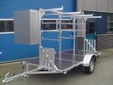 Hoka Steigeraanhangwagen 750 kg