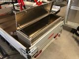 Aluminium opbergkist tbv stratenmakers gereedschap