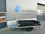 Saris plateauwagen 1500kg Black Edition